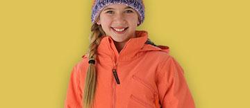chaquetas snowboard niña