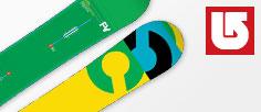 Tablas de snowboard burton