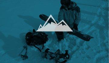 Material montaña - backcountry