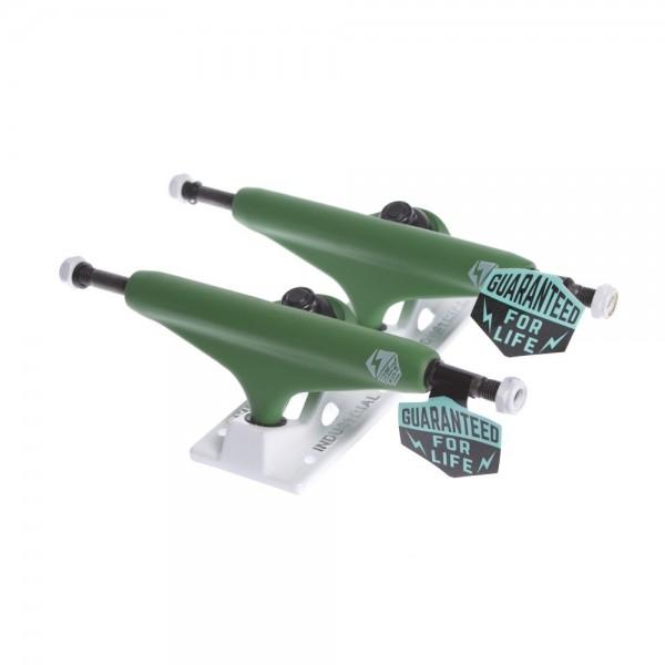 "Industrial green 5,25"" ejes skate (PACK 2)"