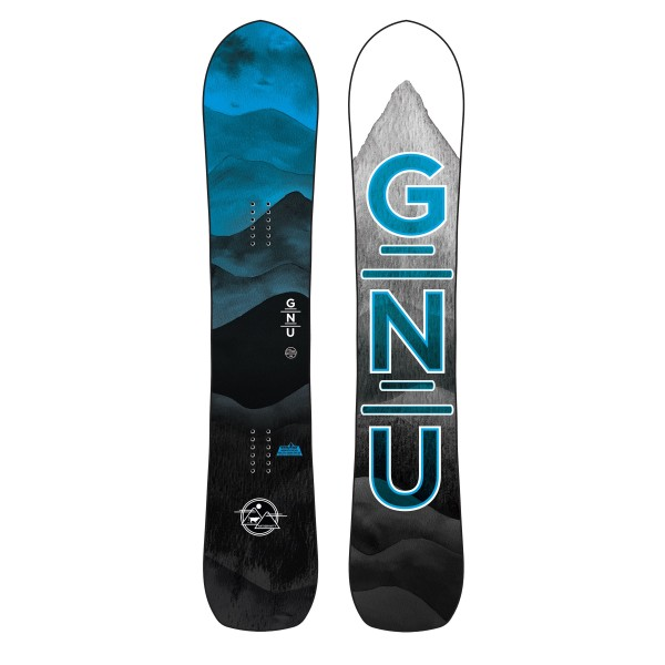 GNU Antigravity C3 Tabla de snowboard