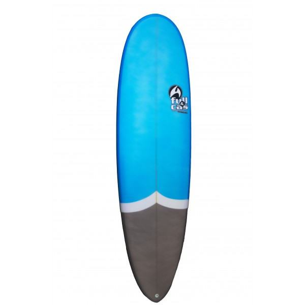 Full & Cas Cyclone 7.0'' Tabla de surf