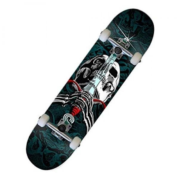 Powel Peralta Skull & Sword 7.8'' Skate completo