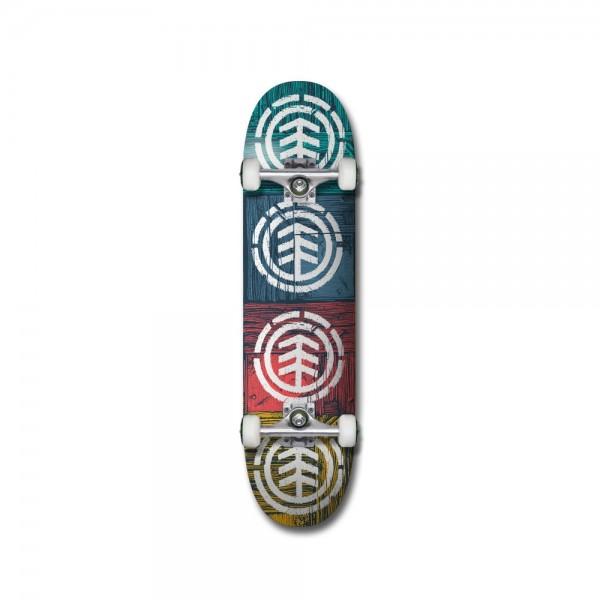 Element SYLVAN 8'' Skateboard completo
