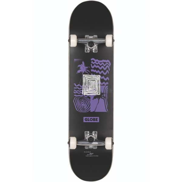 Globe G1 fairweather 7,75'' skateboard completo + riñonera regalo