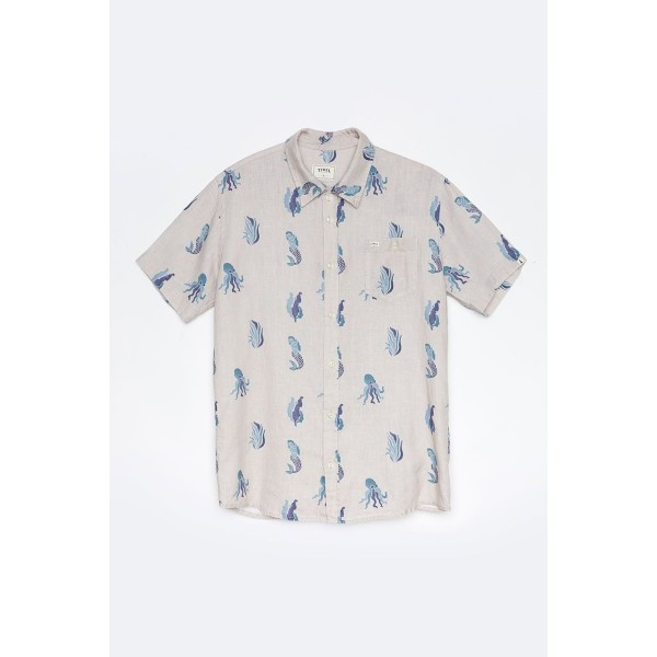 Tiwel Abyss white 2020 camisa