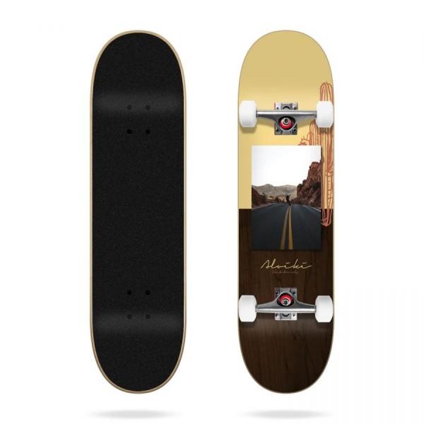 Aloiki Road 7.6'' Skateboard completo
