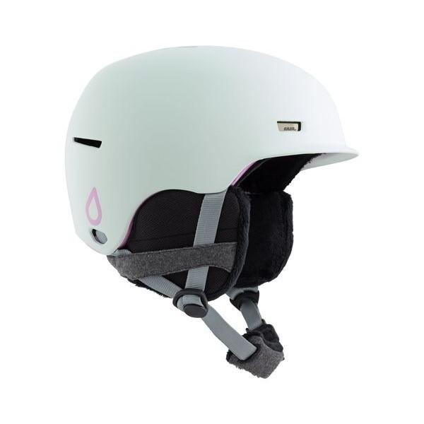 Anon Raven aqua 2021 casco de snowboard de mujer-M