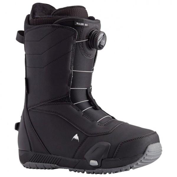 Burton Ruler Step On black botas de snowboard