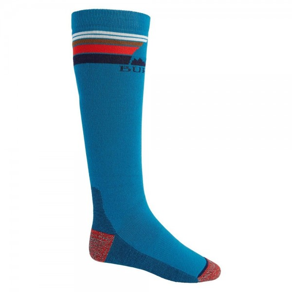 Burton Emblem bay blue 2021 calcetines de snowboard