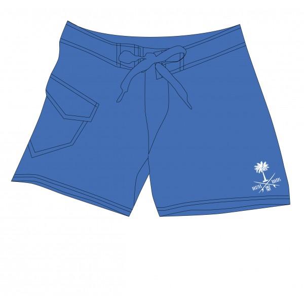Daktak Boardshort Bañador azul