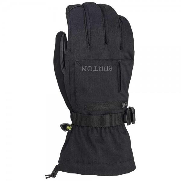 burton baker 2 in 1 black 2021 guantes de snowboard