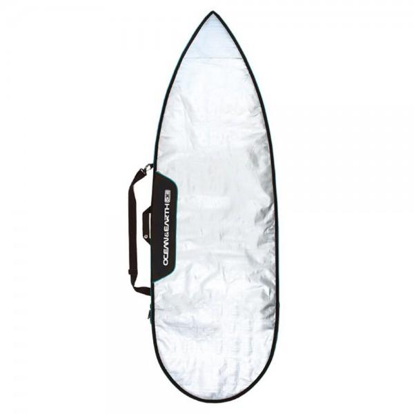 """Ocean & Earth Barry Basic Shortboard blue 6.8"""" funda surf"""