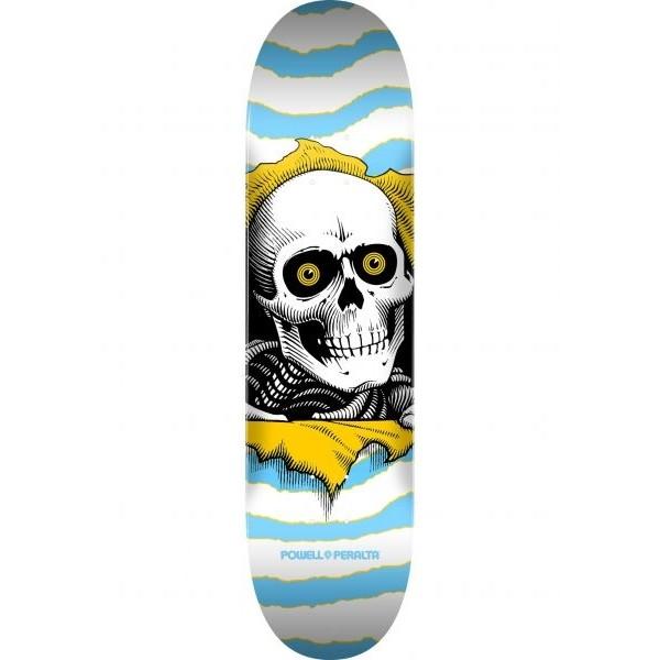 "Powel Peralta ripper one off blue 7,5"" tabla de skate"