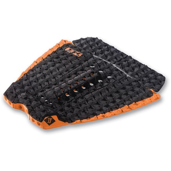 Dakine John Florence black orange pad de surf