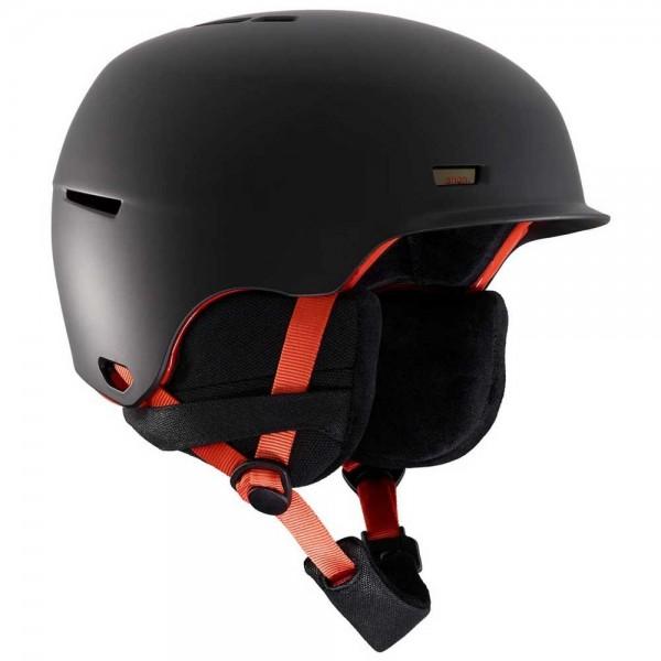 Anon Highwire black pop 2020 casco de snowboard