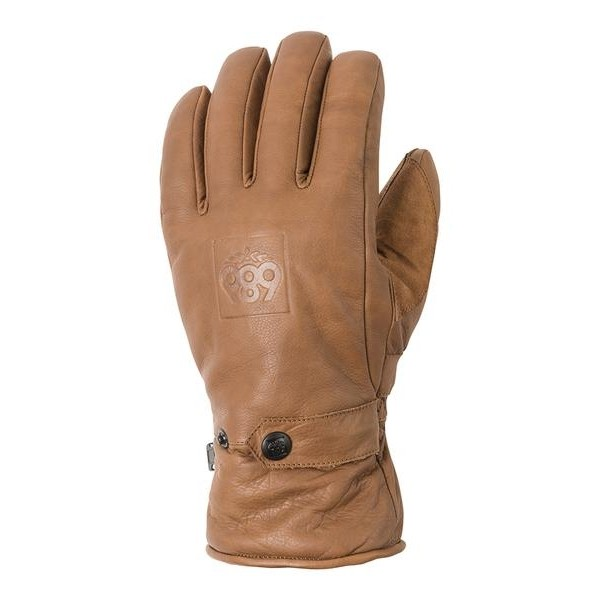 686 Rodeo leather brown 2021 guantes de snowboard