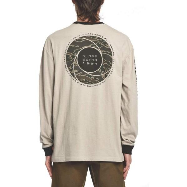 Globe Spun cashew 2021 camiseta de manga larga