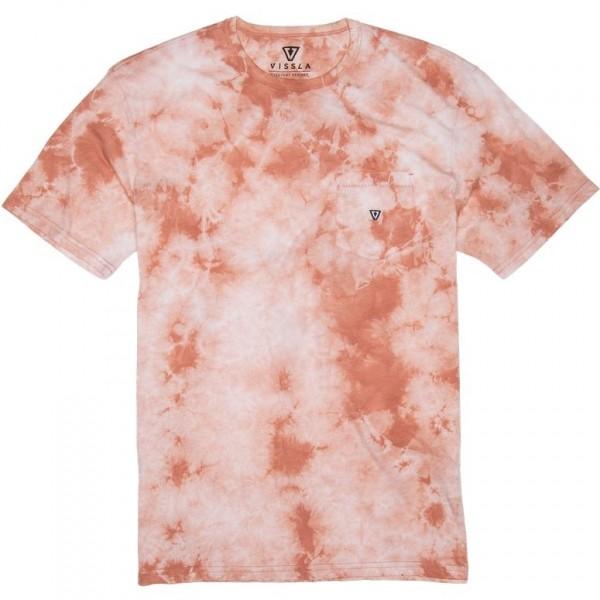 Vissla Calipher Embroidered Tie Dye pog 2020 camiseta