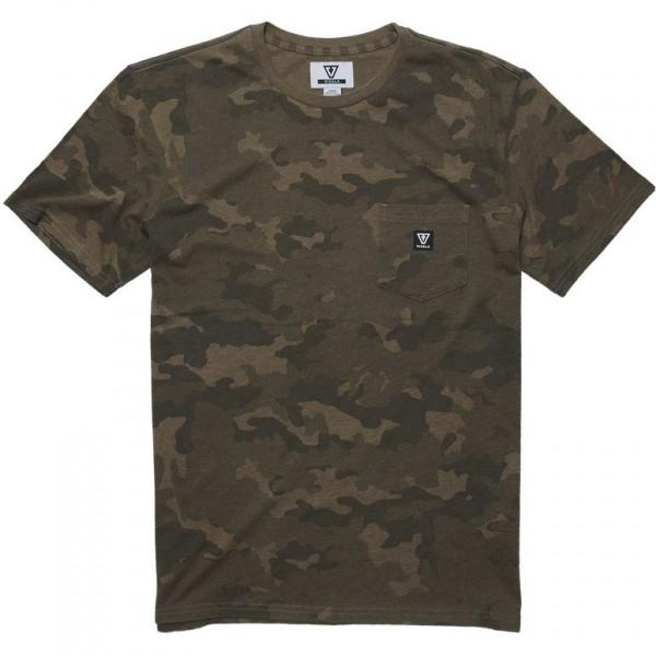 Vissla Vintage camo 2020 camiseta