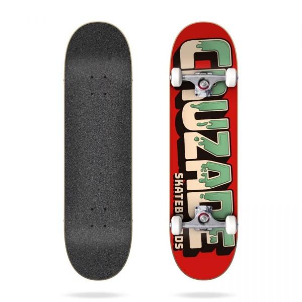 """Cruzade Can 8,125"""" skateboard completo"""