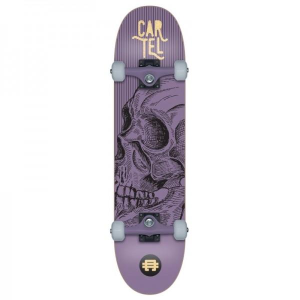 Cartel Calavera 7.8'' Skate completo