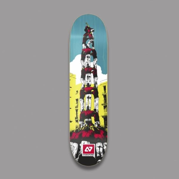 Hydroponic Castellers 8,125'' tabla de skate