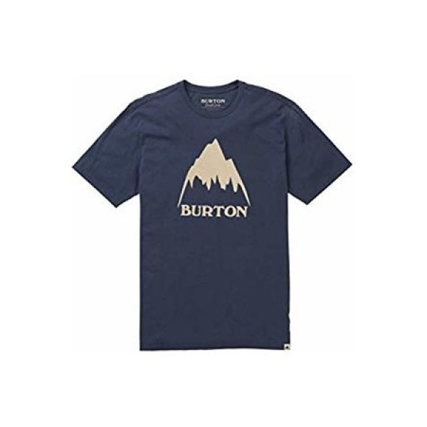 Burton Classic mountain dress blue 2020 camiseta