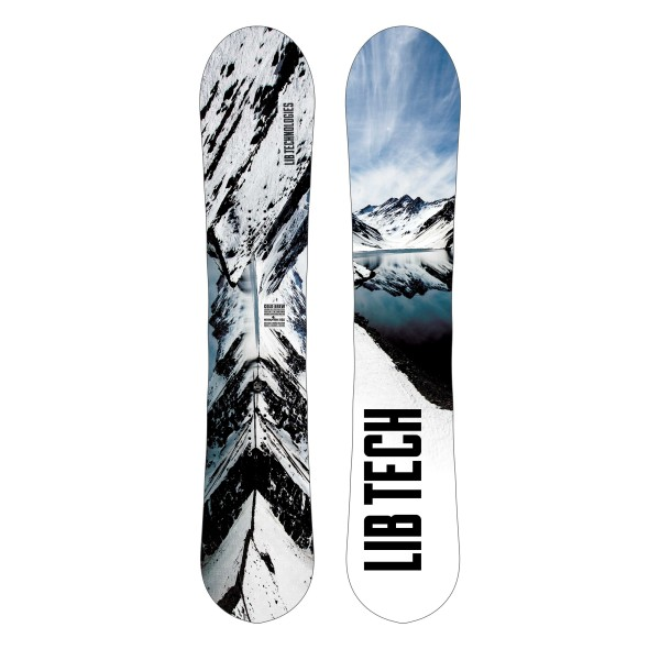 Lib Tech Cold Brew 2019 tabla de snowboard