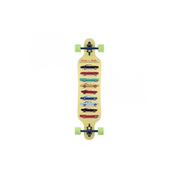"""miller Collection 38"""" longboard completo"""