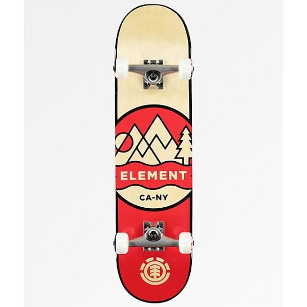 "Element Cones 8"" skateboard completo"
