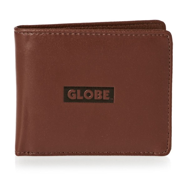 comprar carteras globe, comprar globe corroded II brown 2017 cartera