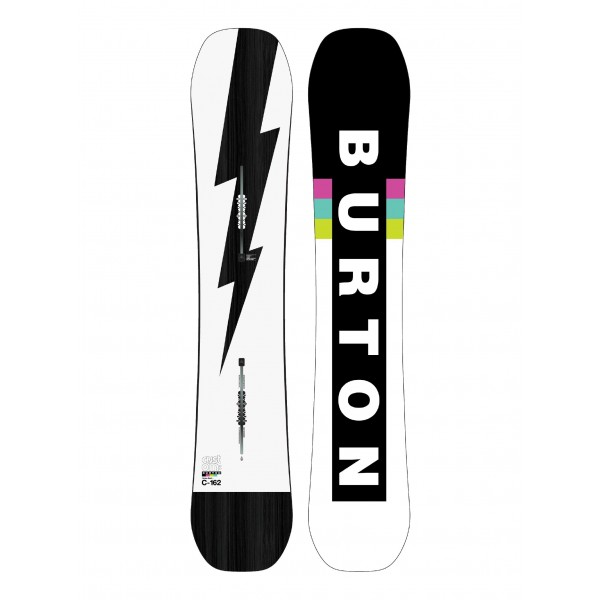 Burton Custom Flying V 2021 Tabla de Snowboard-154 cm