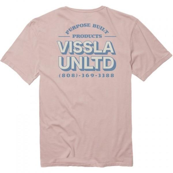 Vissla Customer Service streakin 2020 camiseta