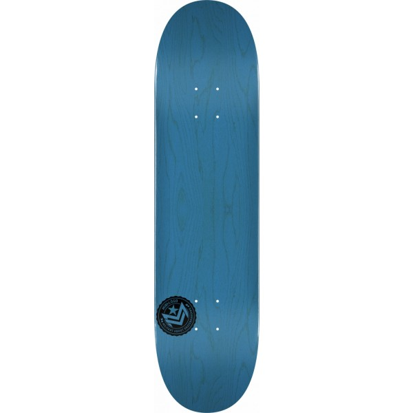 Mini logo Chevron Stamp 8.25 tabla de skate