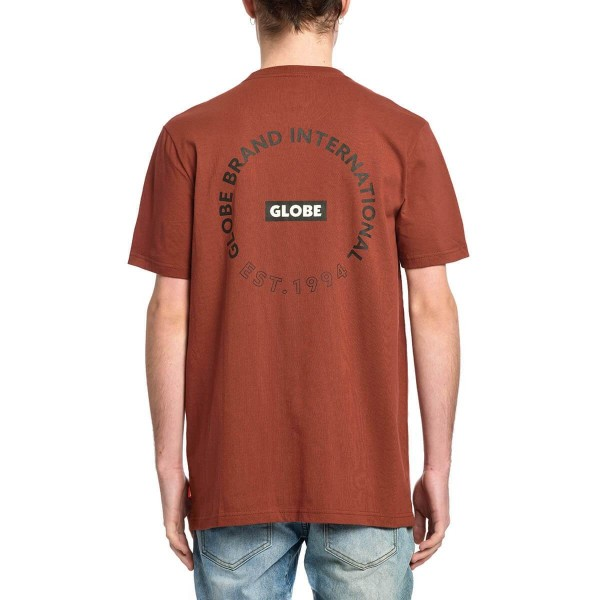 Globe Device rust 2021 camiseta