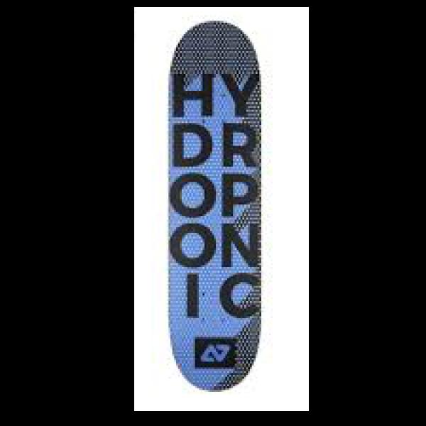 Hydroponic Super 2.0 8'' black Tabla de skate