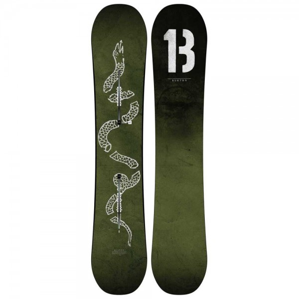 Burton Descendant WIDE 2019 Tabla de Snowboard