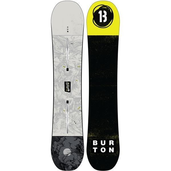 Burton Descendant WIDE 2020 Tabla de Snowboard