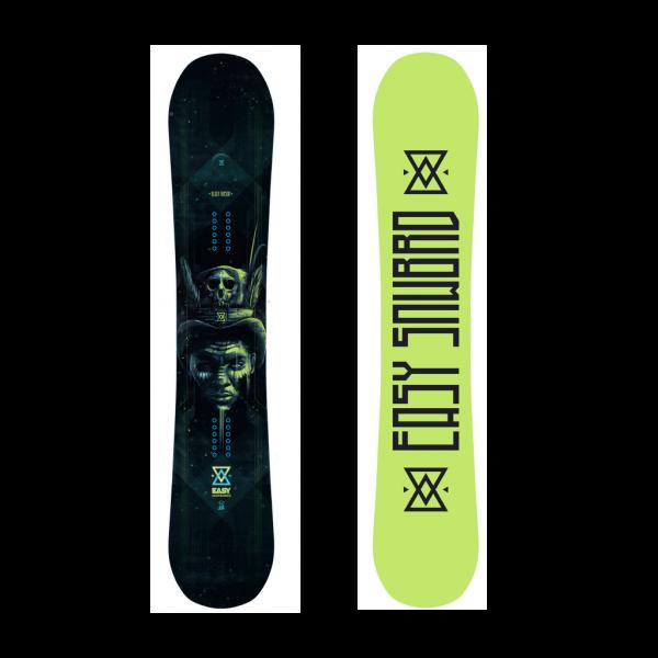 Easy Black Torsion 2020 Tabla de snowboard