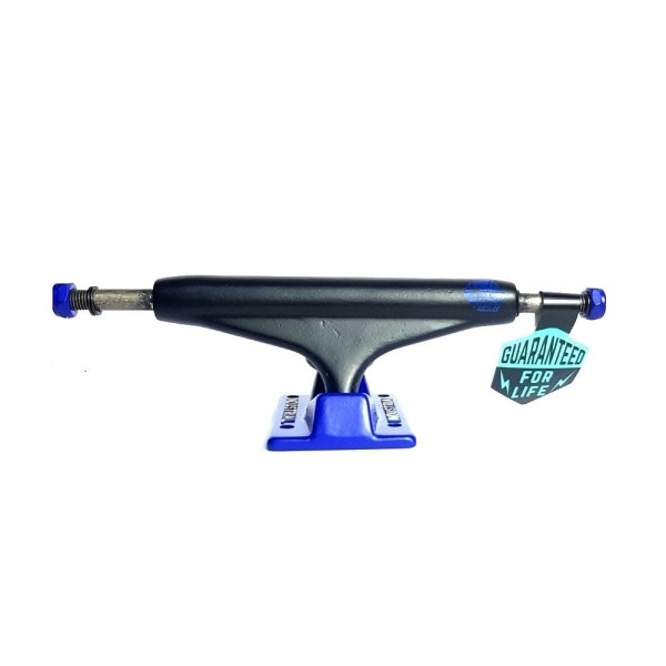 "Industrial black blue 5,25"" ejes skate (PACK 2)"