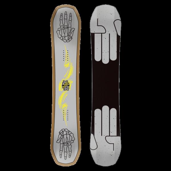 Bataleon Evil Twin WIDE 2020 tabla de Snowboard
