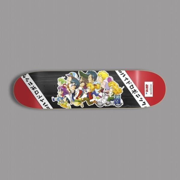 Hydroponic Dr. Slump familia 8,250'' tabla de skate