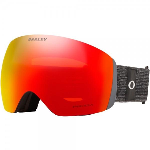 Oakley Flight Deck heathered black grey prizm torch 2021 gafas de snowboard