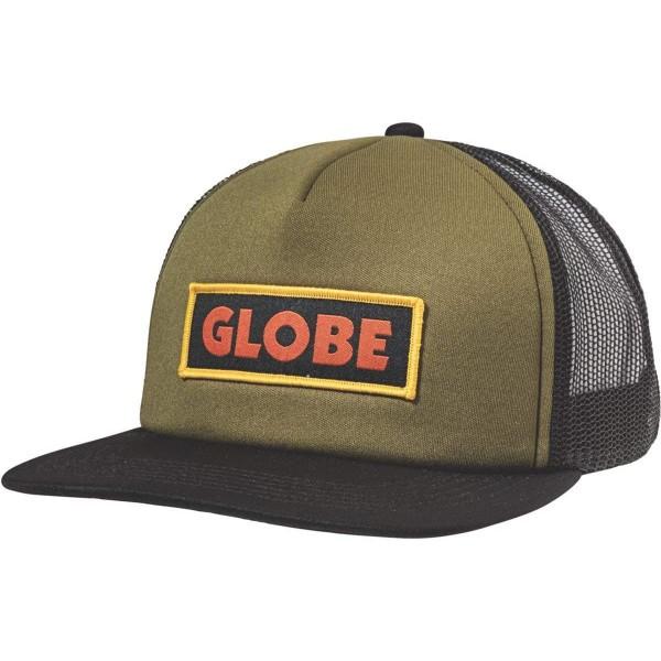 Globe Primed field green 2021 gorra
