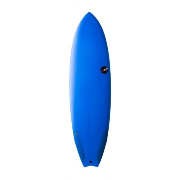 "NSP Protech Fish 6,8"" Tabla de surf"