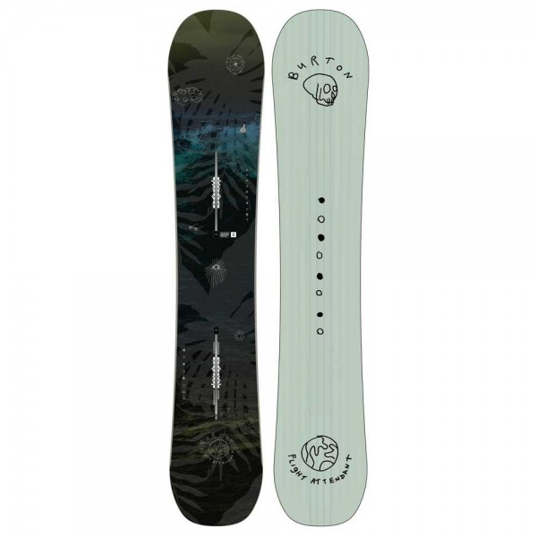 Burton Flight Attendant 2019 Tabla de Snowboard