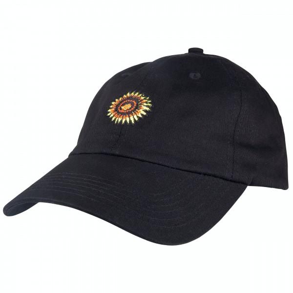 Santa Cruz Sunflower black 2021 gorra