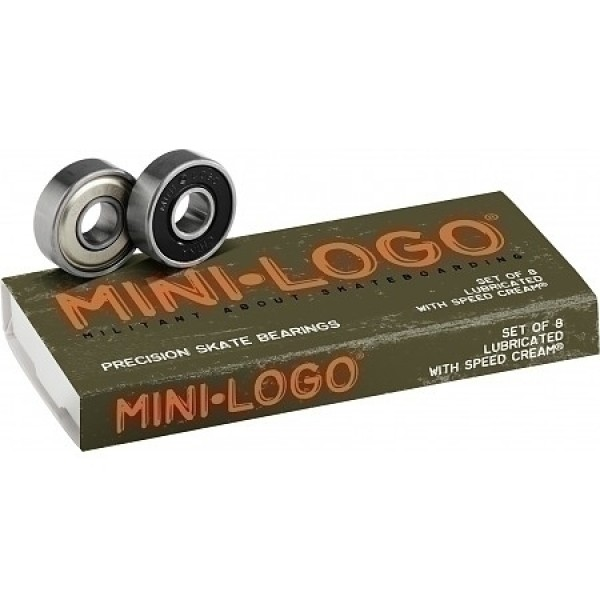 Mini Logo 8mm Rodamientos de skate