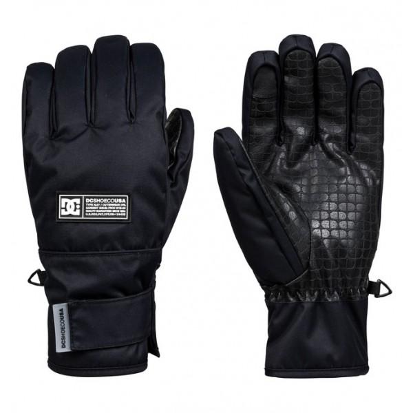 Dc Franchise black kvj 2020 guantes de snowboard